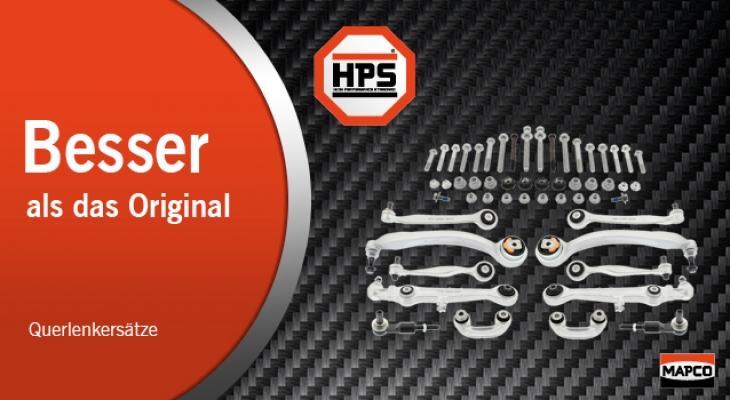 HPS-Querlenkersätze