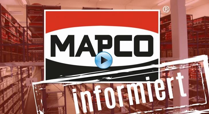 MAPCO nimmt neue Versandhalle in Betrieb